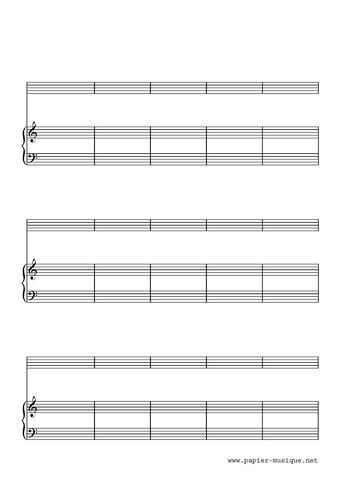 15 mesures pour piano instrument
